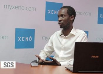 Aeko Ongodia, a Chartered Financial Analyst from XENO Investment Management (PHOTO/Courtesy)