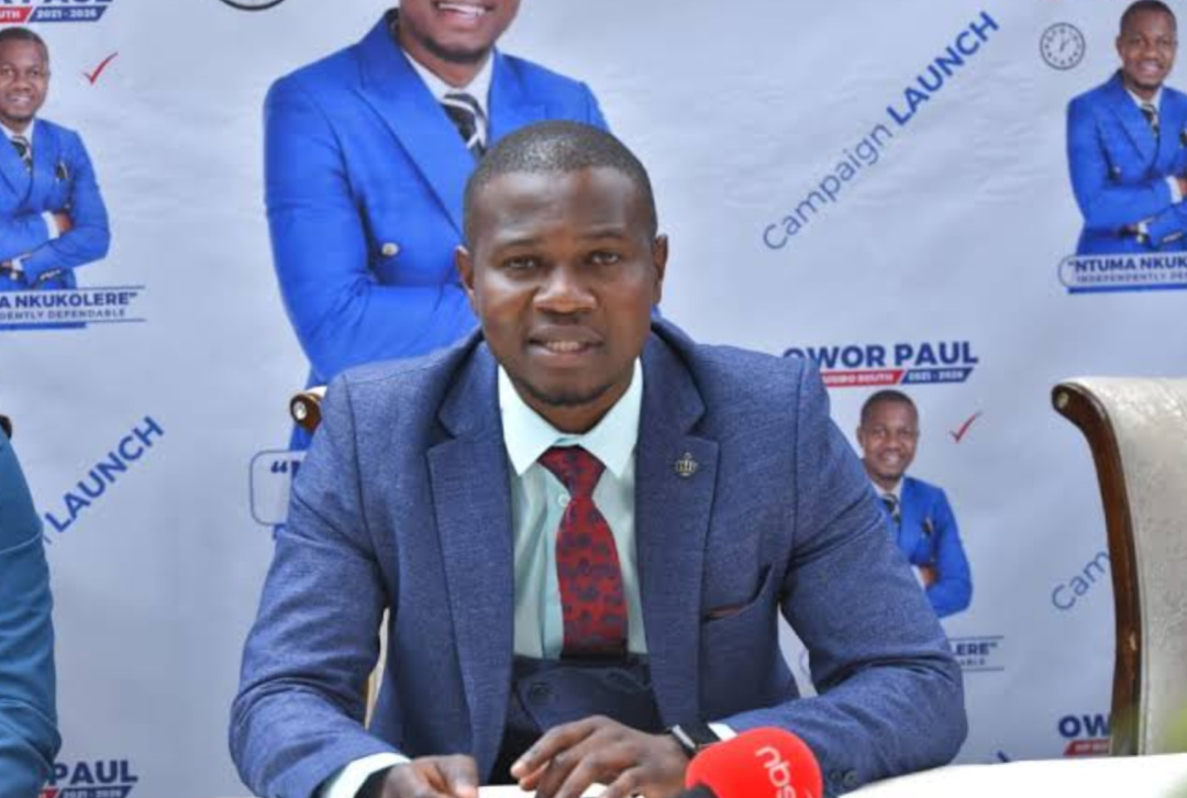 Busiro South Parliamentary aspirant Paul Owor (PHOTO/Courtesy).