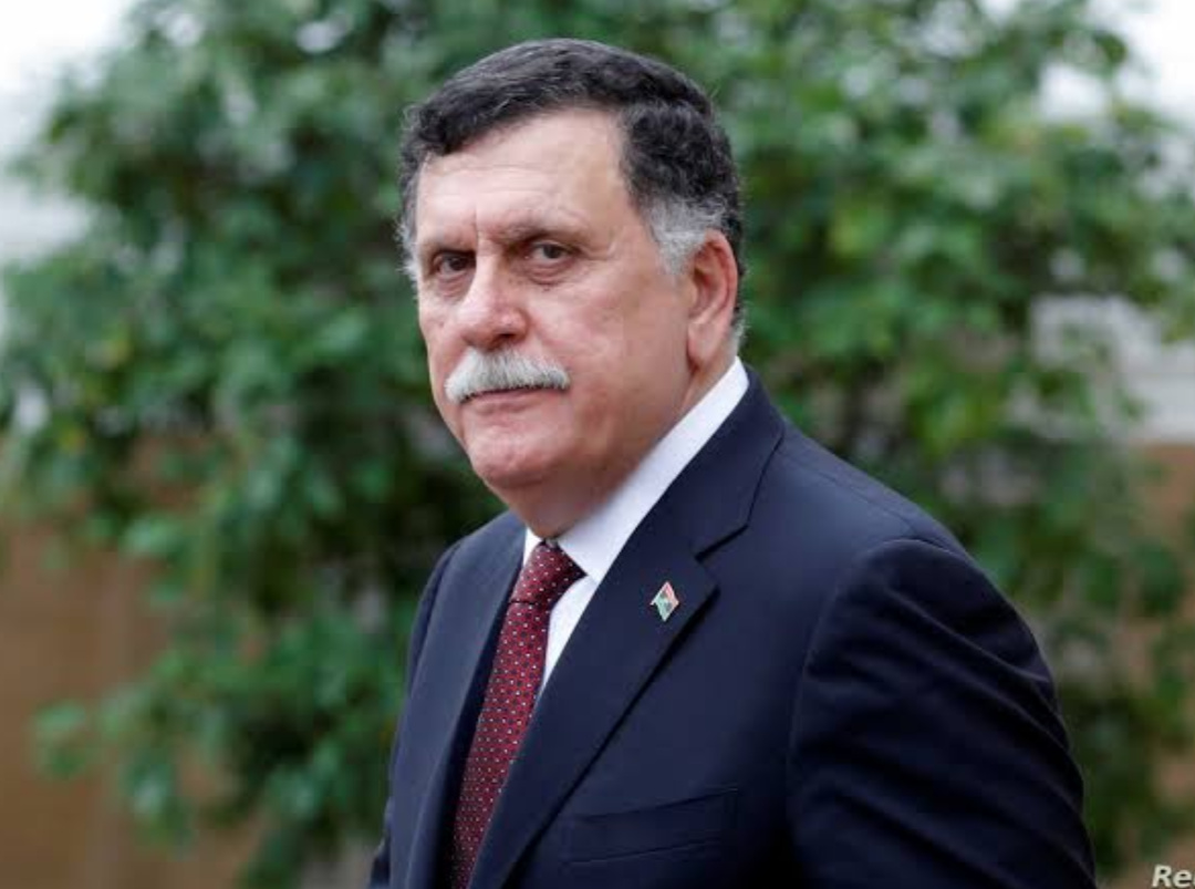 Libyan Prime Minister Fayez Serraj (PHOTO/Courtesy).