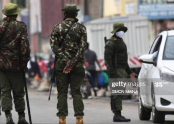 (Xinhua)--Kenyan police on Saturday arrested 12 people from neighboring Somalia without valid identification documents along the common border (PHOTO/Courtesy).