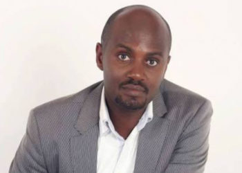 Andrew Mwenda, one of the veteran journalists in Uganda (PHOTO/File).