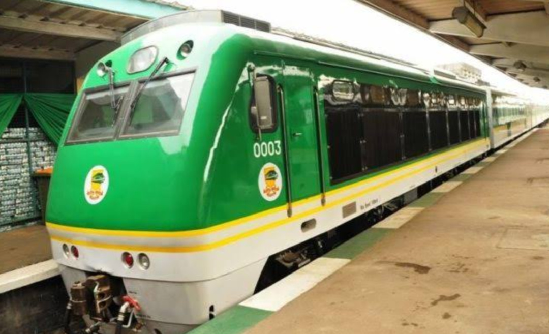 Nigeria's commercial railway (PHOTO/Courtesy).