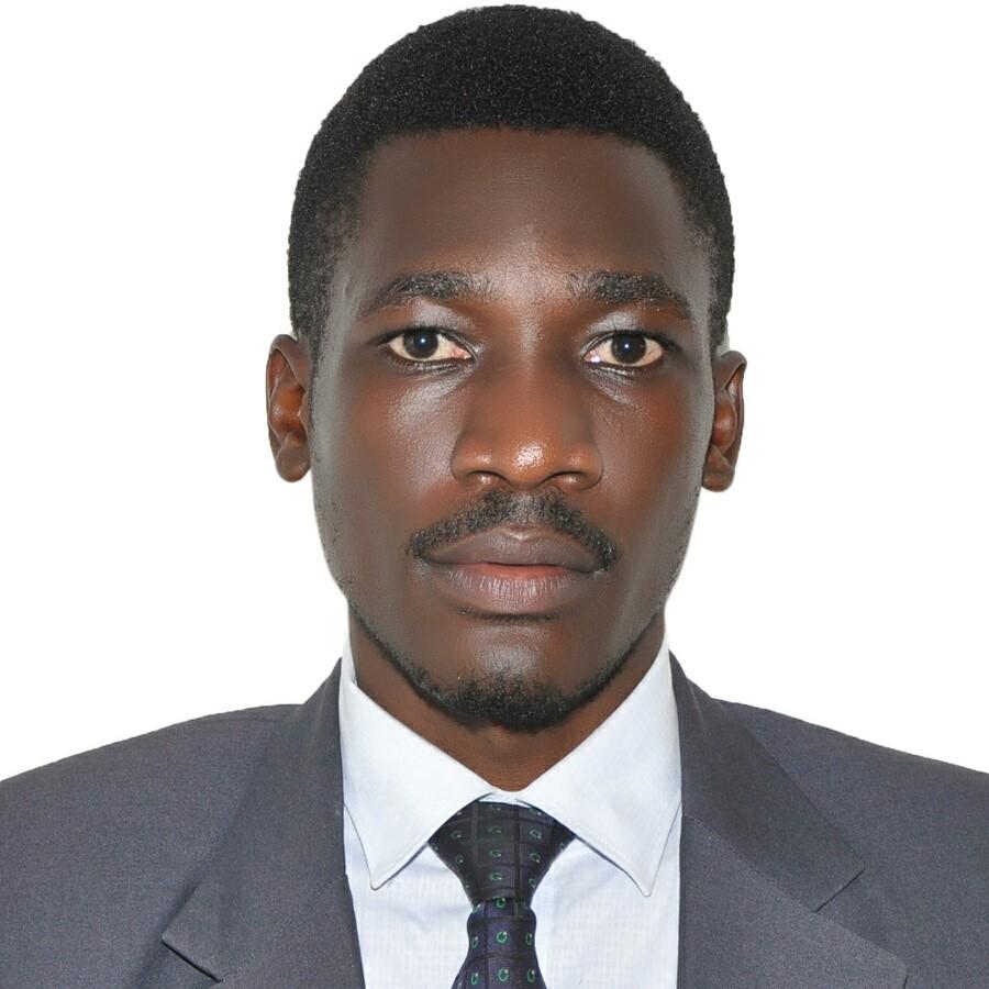John Kiwanuka, a graduate of climate change studies and green economy (PHOTO/Courtesy).
