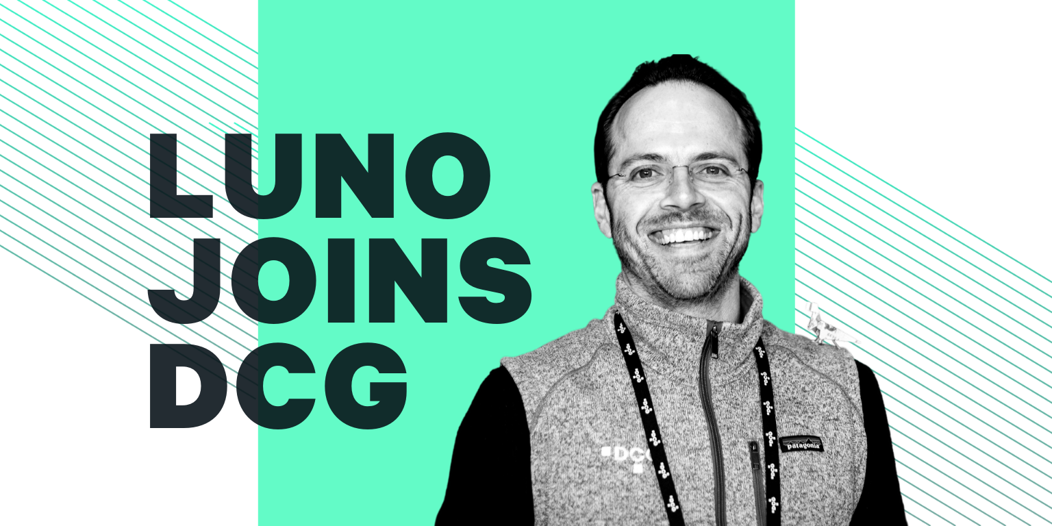 Luno, the global cryptocurrency platform, has been acquired by Digital Currency Group (DCG) - the most active investor in the blockchain sector (PHOTO/Courtesy).