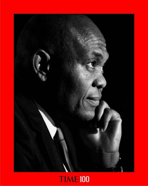 Tony Elumelu is the Chairman of United Bank for Africa