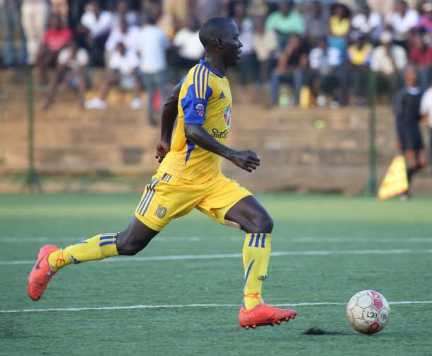 Mutyaba has been at KCCA FC since 2015. (PHOTO/Courtesy)