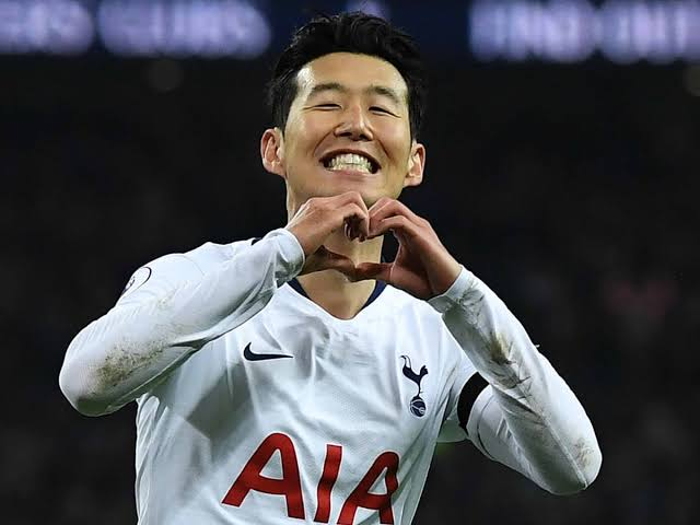 Son Heung Min scored four goals on Saturday. (PHOTO/Courtesy)