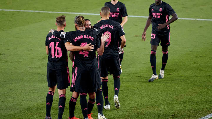 Real Madrid have played their opening two games away from home. (PHOTO/Courtesy)