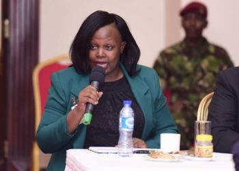 Journalist Joyce Bagala quits journalism for politics (PHOTO/Courtesy).