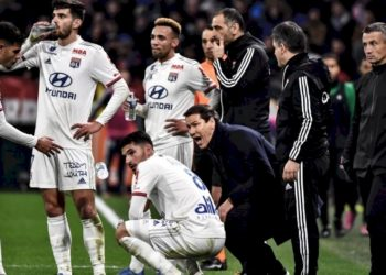 Lyon lost to Montpellier in their last league game. (PHOTO/Courtesy)