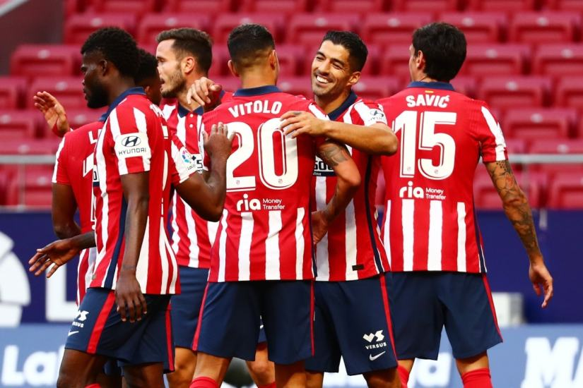 Atletico Madrid are traditionally strong at home, losing just one of their last 19 games at the Metropolitano. (PHOTO/Courtesy)