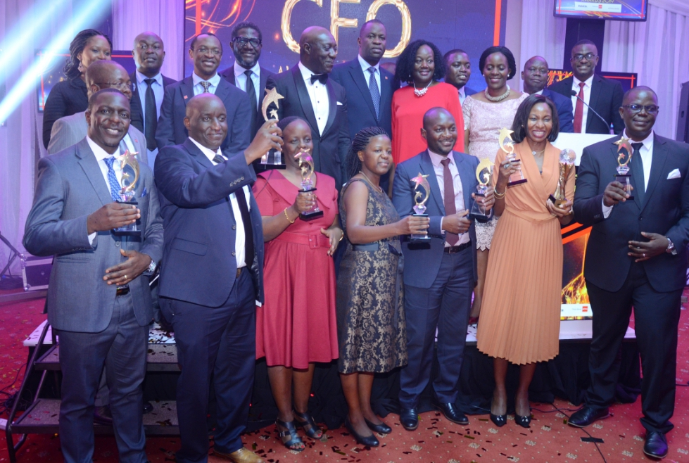 2019 CFO awards winners (PHOTO/Courtesy).