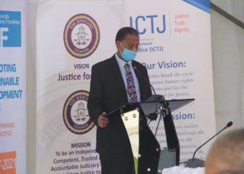 Deputy Chief Justice, Richard Buteera