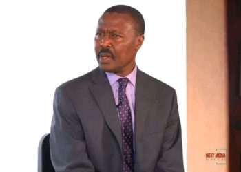 Alliance for National Transformation's Presidential candidate Mugisha Muntu (PHOTO/Courtesy).