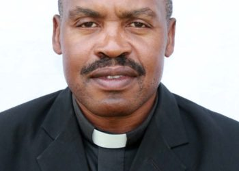Rev Fr Dr Saverinus Ndugwa the new Vicar General (PHOTO/Courtesy).