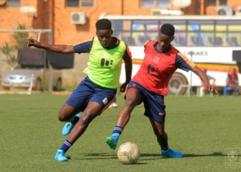 The U17 Uganda Girls national team are preparing for the upcoming FIFA U17 Women World Cup qualifiers. (PHOTOS/Courtesy)