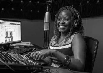 "EARS: A German-Ugandan start-up gives Fakenews in Uganda no chance with ""Corona Radio Soap Operas"" – and, at the same time, supports the financing of independent radio stations (PHOTO/Courtesy)."