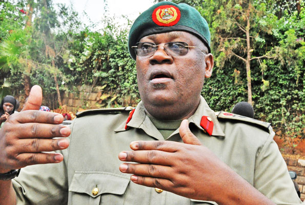 The late Shaban Bantariza (PHOTO/Courtesy).