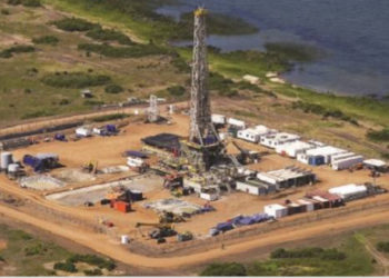 Uganda has proven crude oil reserves of 6.5 billion barrels, about 2.2 billions (PHOTO/File).