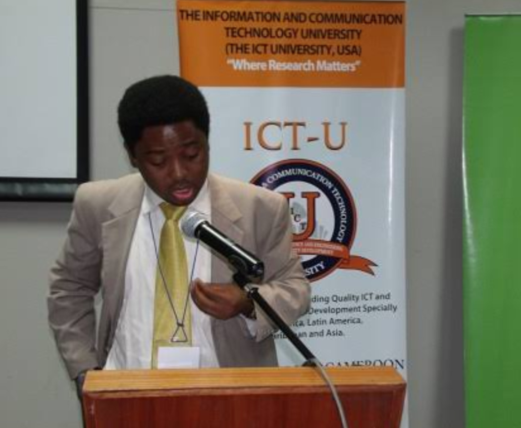 Prof. Victor W.A. Mbarika, a Stallings International Distinguished scholar and MIS Professor at East Carolina University (PHOTO/File).