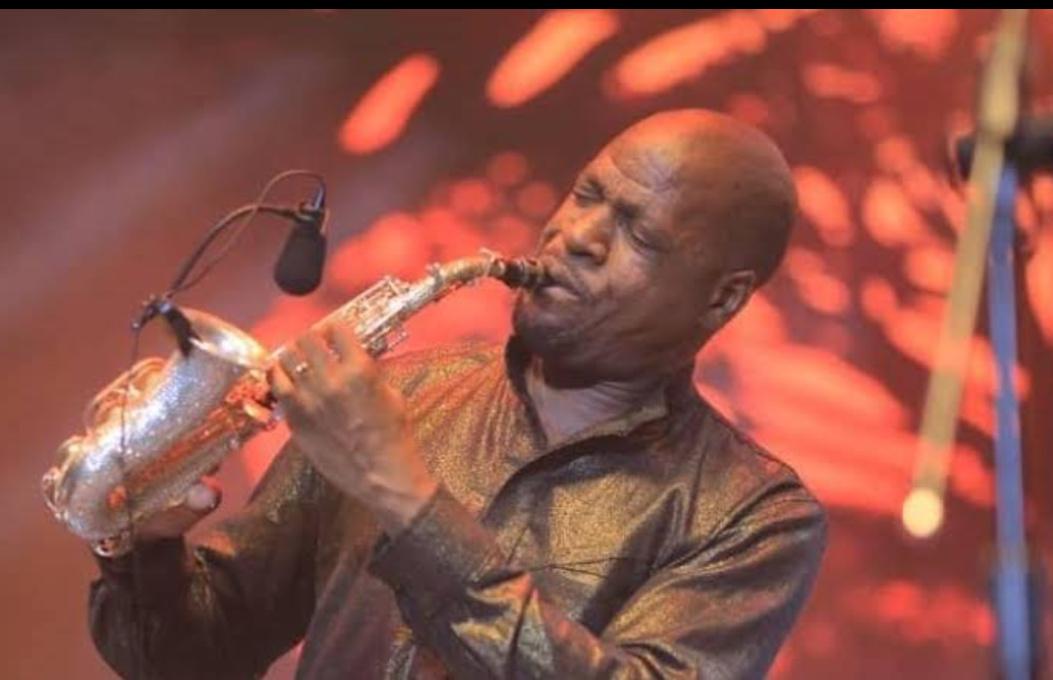 Jazz artist Isiah Katumwa (PHOTO/File)