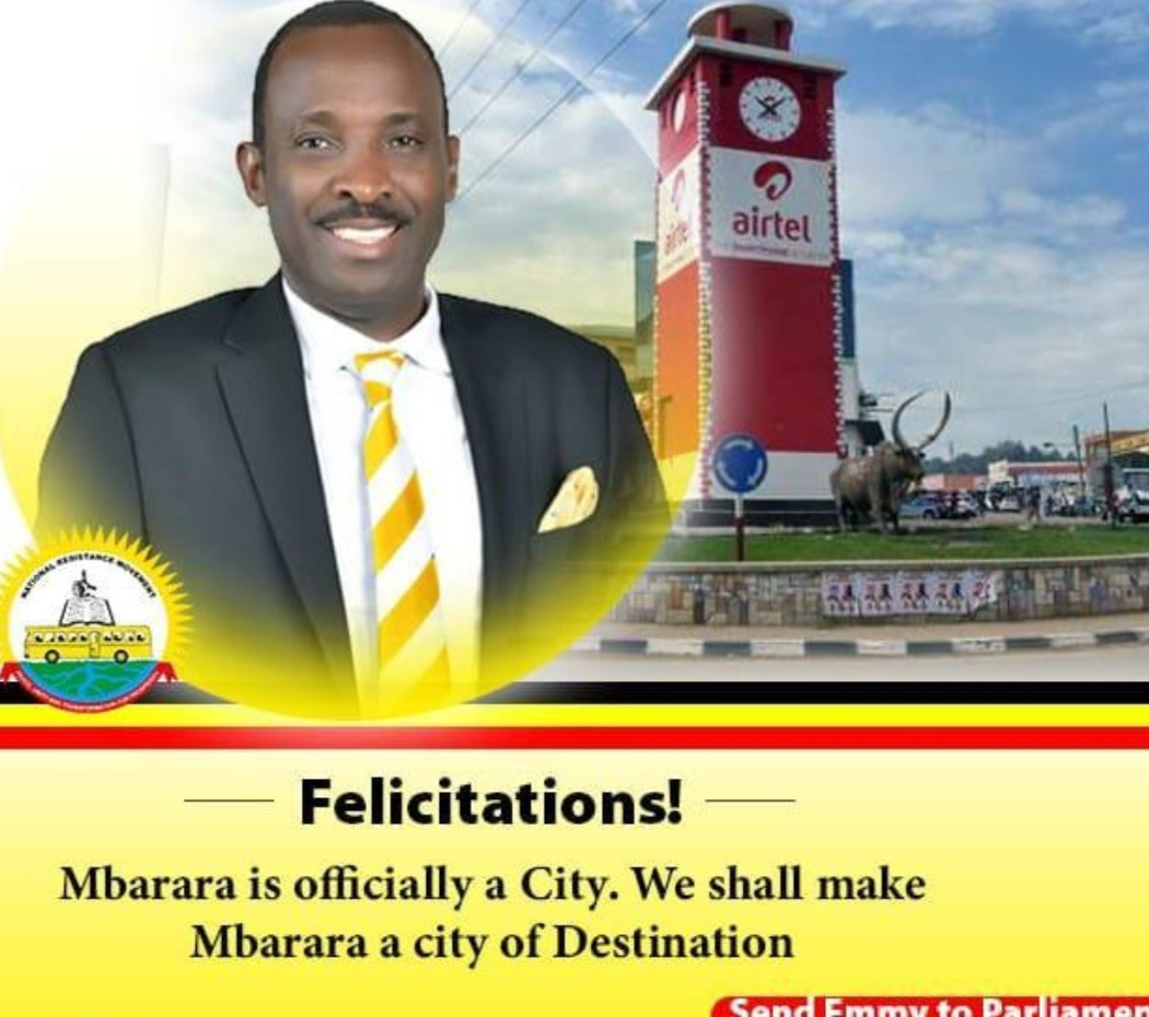 Emmy Mbareebaki is the Mbarara City South parliamentary seat aspirant (PHOTO/Courtesy).