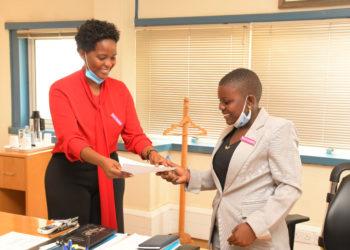 Anne Juuko - Chief Executive of Stanbic Bank Uganda