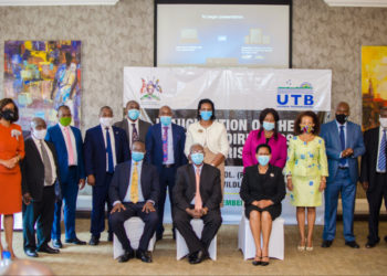 The newly sworn-in UTB Board (PHOTO/Courtesy).