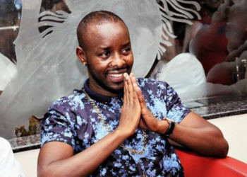 Eddy Kenzo has been nominated in MUMA Awards (PHOTO/File).
