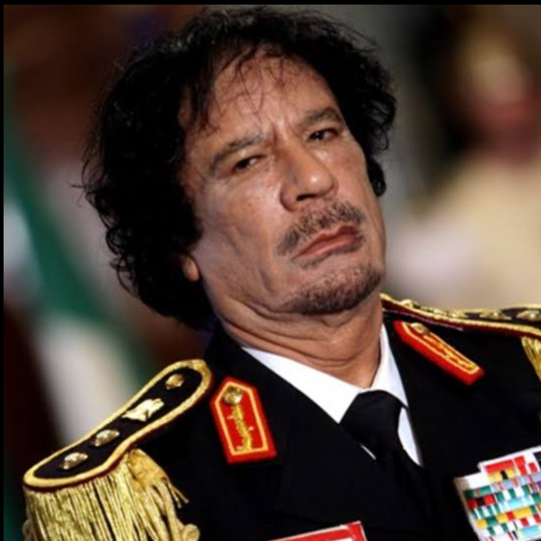 Muammar Muhammad Abu Minyar al-Gaddafi, commonly known as Colonel Gaddafi, was a Libyan revolutionary, politician and political theorist