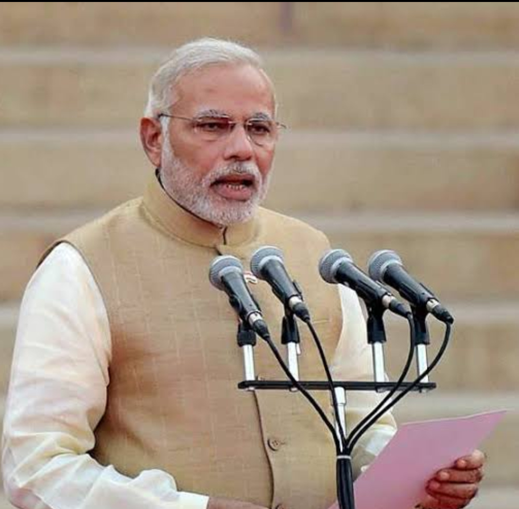 Indian Prime Minister Narendra Damodardas Modi (PHOTO/File).