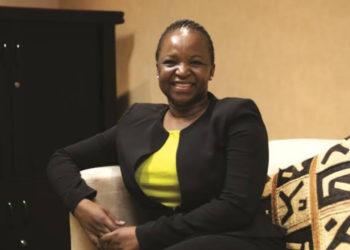 Ms Busi Mabuza