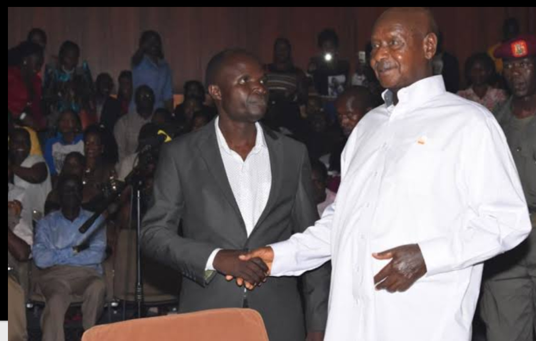 Singer Ronald Mayinja has released a song praising President Museveni (PHOTO/File).