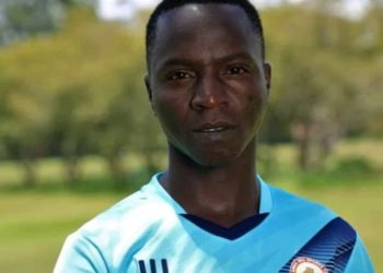 Paddy Muhumuza has signed a two-year deal with Arua Hill Sports Club. (PHOTO/Courtesy)