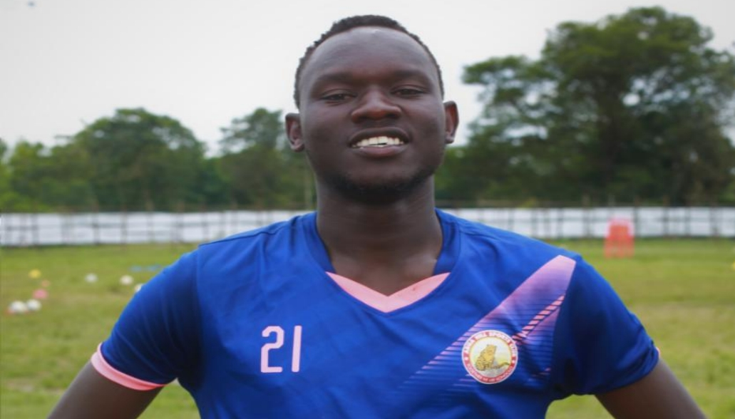 Ade Brian scored nine goals in the University League in 2019. (PHOTO/Courtesy)