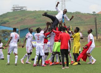 Kitara FC will take part in the Uganda Premier League for the first time in history. (PHOTO/Courtesy)