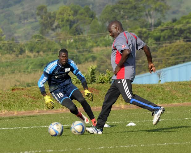 Ismail Watenga (18) has been without a club since the turn of the year. (PHOTO/Courtesy)