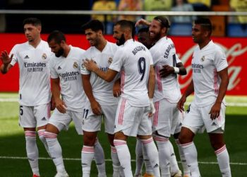 Madrid are now top of La Liga. (PHOTOS/Courtesy)