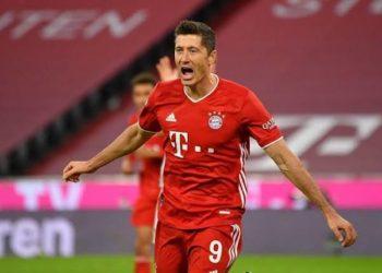 Lewandowski Chases Muller Record As Bayern Close In (PHOTO/Courtesy).