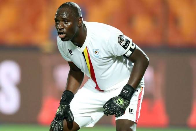 Denis Onyango kept 8 clean sheets in the PSL last season. (PHOTO/Courtesy)