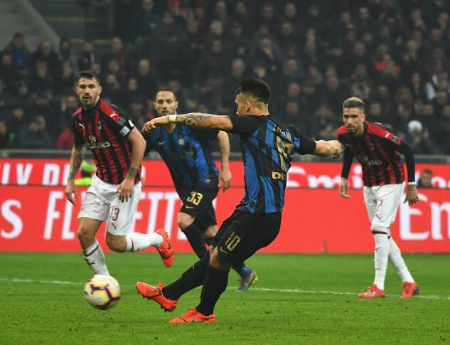 Inter have won all four of their past Serie A meetings with AC. (PHOTO/Courtesy)