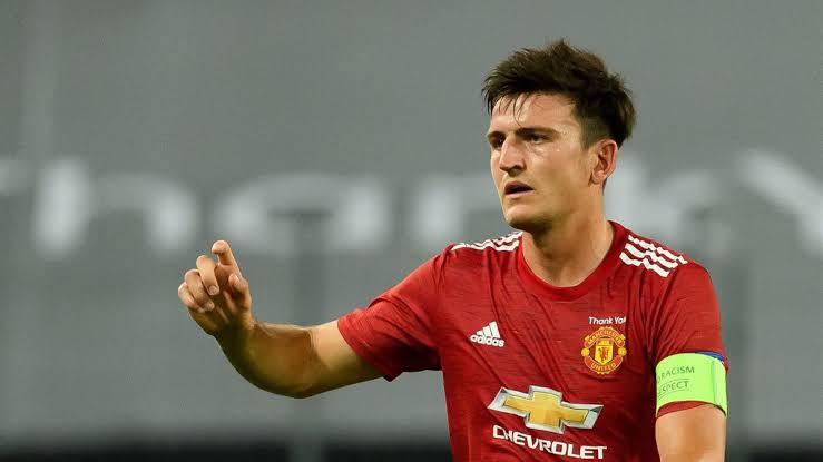 Maguire scored the opener as Man United came from a goal down to beat Newcastle United 4-1 on Saturday. (PHOTO/Courtesy)