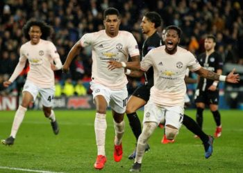 Man United beat PSG 3-1 the last time the two sides met. (PHOTO/Courtesy)