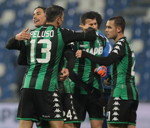Sassuolo will go top of the Serie A with victory over Torino on Friday. (PHOTO/Courtesy)