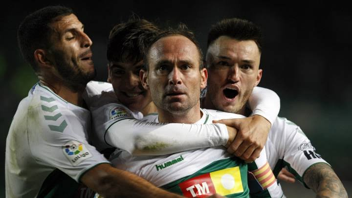 Elche have lost only one game this season. (PHOTO/Courtesy)