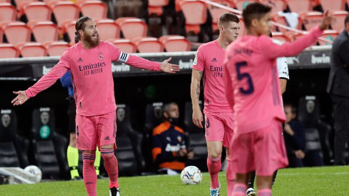 Real Madrid have now lost two of their opening eight La Liga games. (PHOTOS/Courtesy)