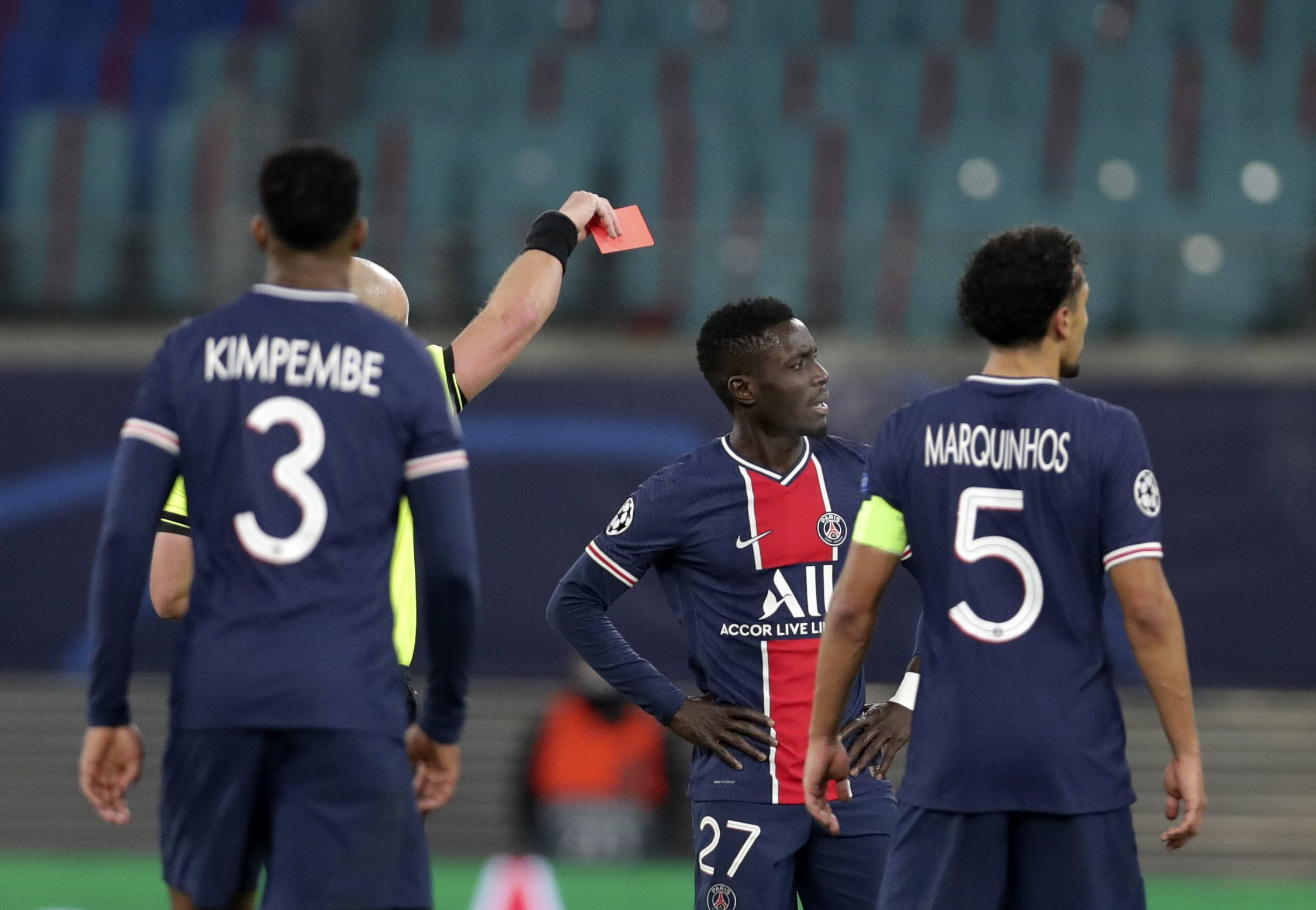 PSG are coming off a loss in the Champions League. (PHOTO/Courtesy)