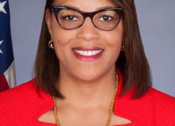 U.S Ambassador to Uganda H.E Natalie E. Brown (PHOTO/File).