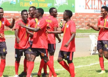 Uganda now has 4 points from two games. (PHOTO/Courtesy)