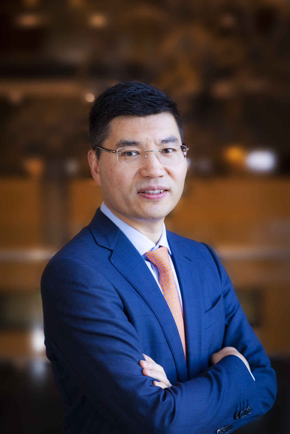 Chen Lei, President of Huawei Southern Africa Region (PHOTO/Courtesy).